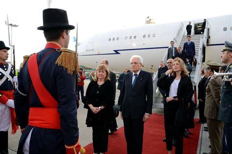 presidente italia el presidente de italia ya est 225 en la argentina el