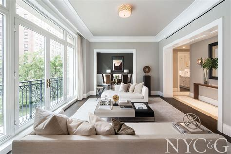modern meets luxury in these nyc living rooms porch advice luxury living by design 1110 park avenue new york