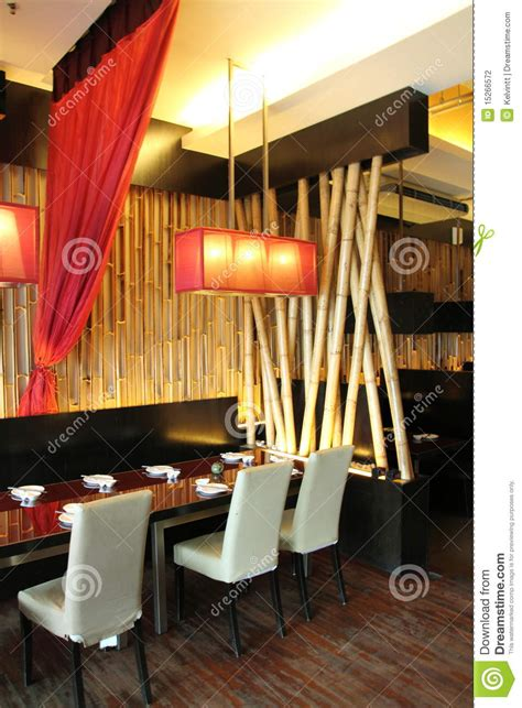 Best Colors For A Dining Room restaurant interior design stock photography image 15266572