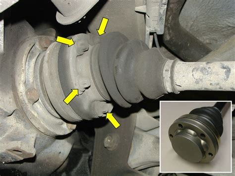 how to test a bad constant velocity joint autos post