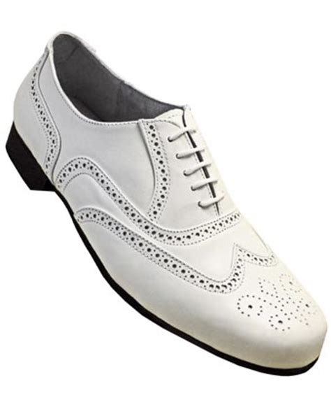 ari 140 wh s white wingtip shoes from aris allen