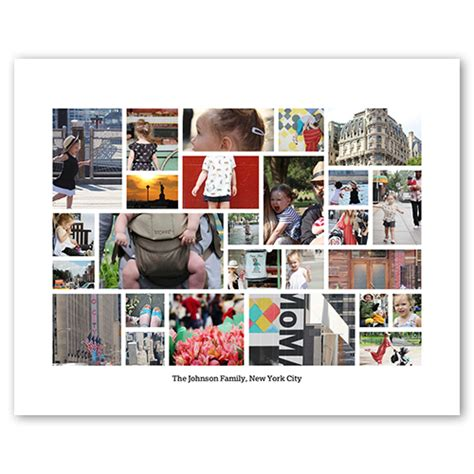 Bilder Collage Basteln by Snapshot Gallery Shutterfly