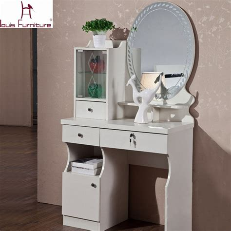 modern vanity table with mirror and bench aliexpress com buy concise modern style dresser with