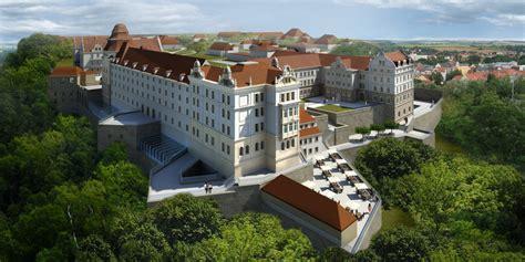 Archlab by Projekte Historische Bauten Schloss Sonnenstein Pirna