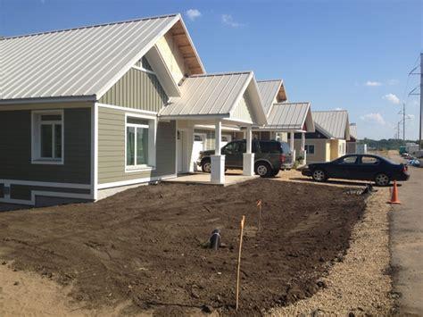 Eco House Plans Habitat For Humanity S Net Zero Community