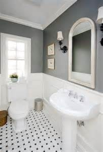 Grey Powder Room Simple Powder Room Gray And White Aesthetically