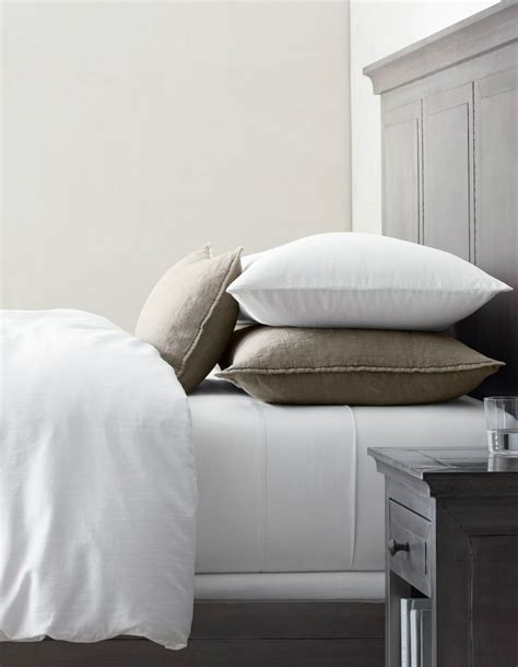 Restoration Hardware Linen Sheets Comfortable Restoration Hardware Linen Sheets Homesfeed