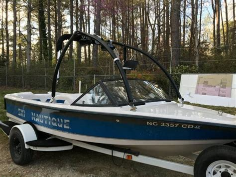 wakeboard boats for sale raleigh nc 1993 ski nautique 196 for sale raleigh nc