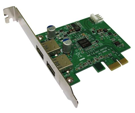 Usb Card 3 0 usb 3 0 superspeed 2 ports pci express card adapter