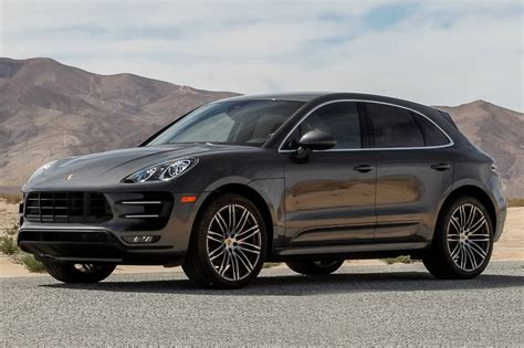 porsche suv 2015 used 2015 porsche macan suv pricing for sale edmunds