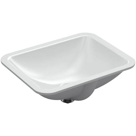 kohler caxton undermount sink kohler caxton rectangle undermount bathroom sink in