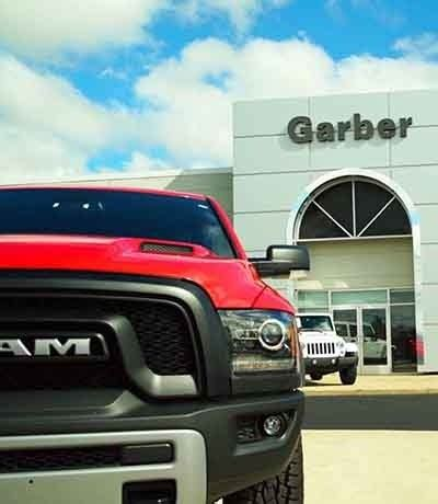 Garber Chrysler by Garber Chrysler Dodge Jeep Ram New Used Car Dealer In