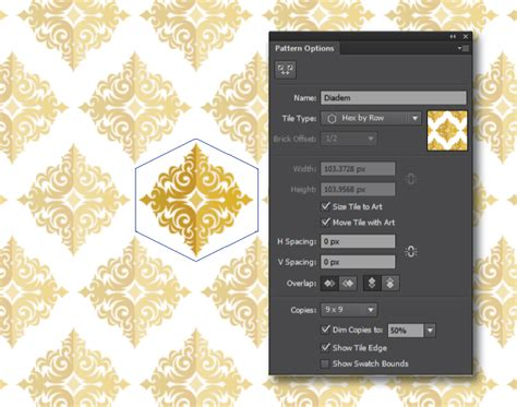 edit pattern swatches in illustrator cs5 how to create and edit patterns in illustrator