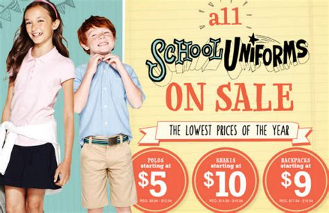 old navy coupons uniforms oldnavy com school uniforms up to 60 off coupon code