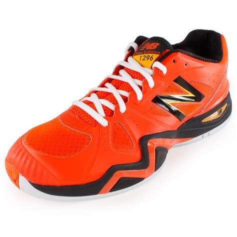 orange shoes for new balance s 1296 d width tennis shoes