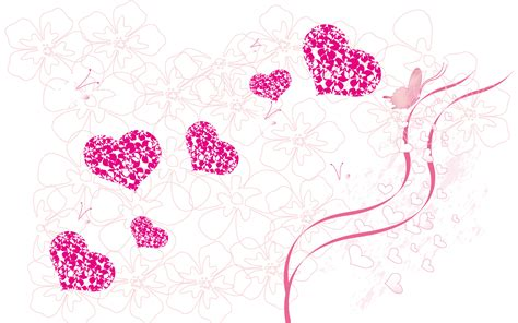 imagenes fondo blanco de amor fondos de amor corazones