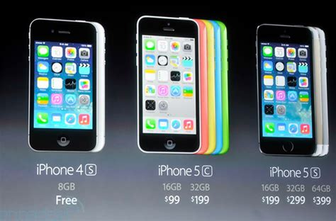 iphone 5s and iphone 5c price release date and specs announced technabob