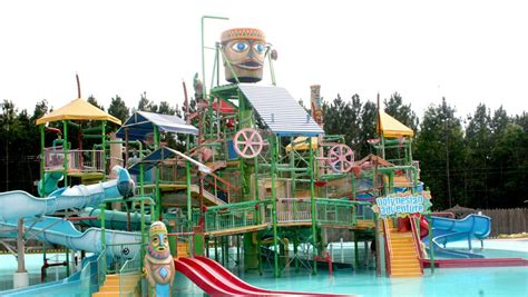 theme park valdosta splash island opens at wild adventures local news