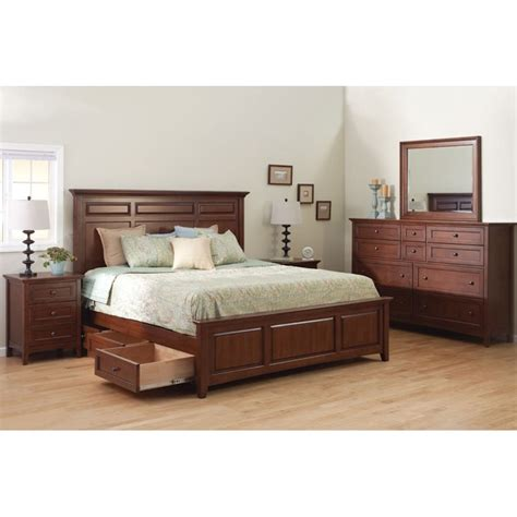 mckenzie bedroom furniture whittier wood furniture mckenzie storage bedroom set
