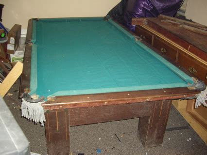 free brunswick pool table ping pong overlay other