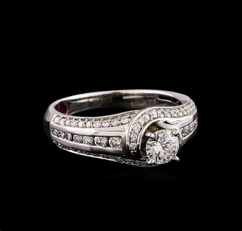 1 00ctw ring 14kt white gold