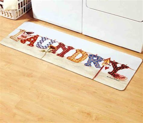 laundry room floor mat quot clothesline quot cushioned laundry room floor mat runner 57 quot buy in uae products