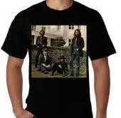 Kaos Band The Beatles 1 Hitam kaos the beatles kaos premium