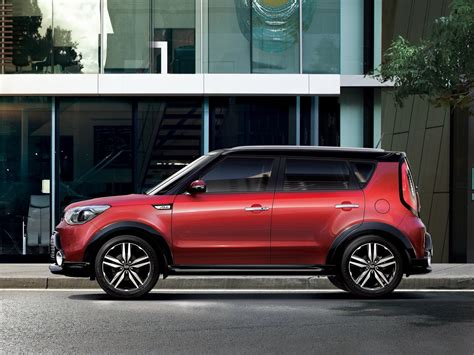 Fuel Economy Kia Soul Kia Soul Technical Specifications And Fuel Economy