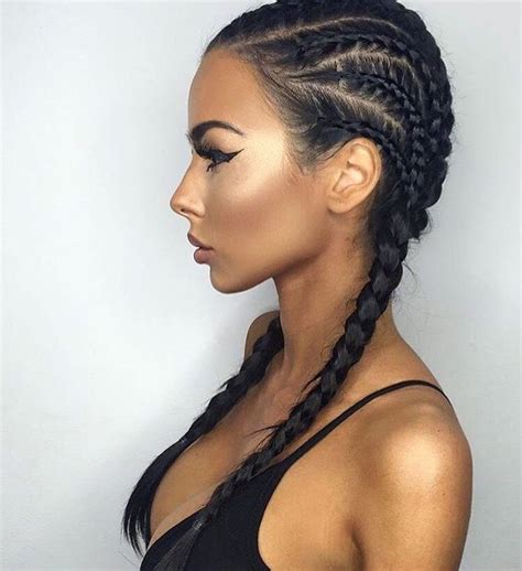 braids hairstyles black women feathers 17 best ideas about cornrow on pinterest side braids