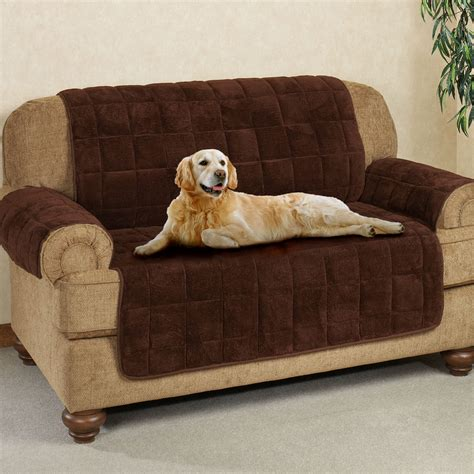 doggie couch covers microplush pet furniture covers with longer back flap