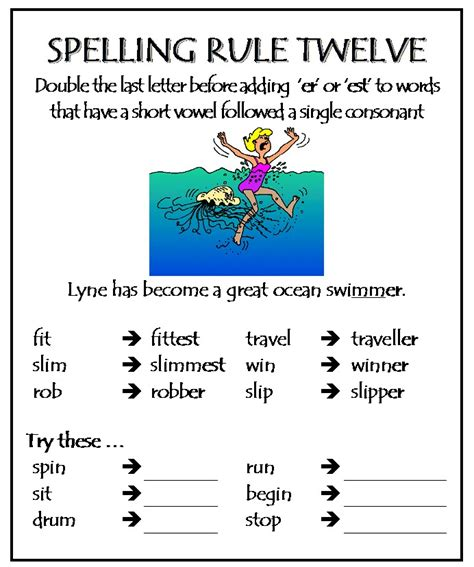 rule object pattern language kiddslearningspace spelling
