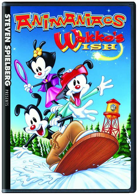 the vire wish the complete series world books previewsworld animaniacs wakkos wish dvd net c 0 1 1