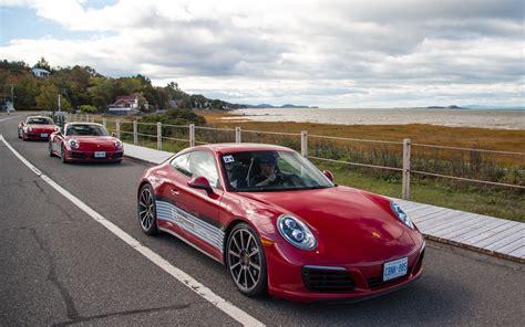 Porsche Tour by Porsche Tour Canada 150 Discovering A Country In Fast