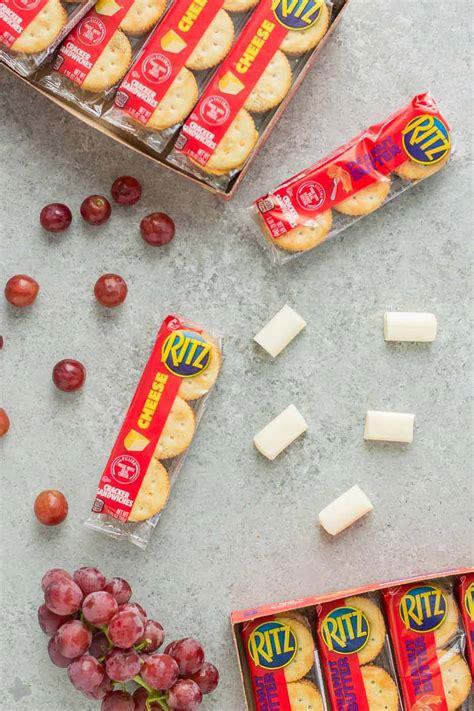 Snack Kitchen by After School Snack Packs Strawberry Blondie Kitchen