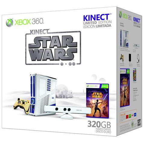 Limited Edition Syari limited edition kinect wars xbox 360 bundle