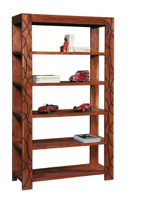 libreria etnica libreria etnica in legno teak nuovimondi