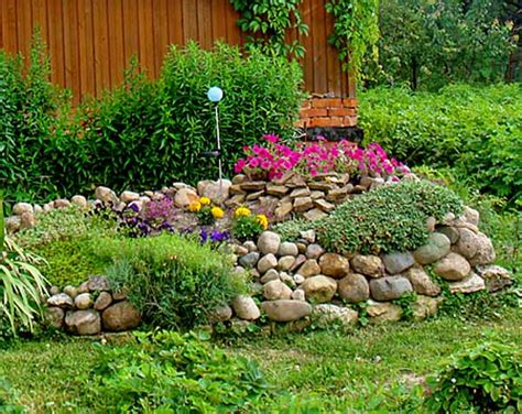 Ideas For Rock Gardens Rock Garden Design Tips 15 Rocks Garden Landscape Ideas Landscaping Gardening Ideas
