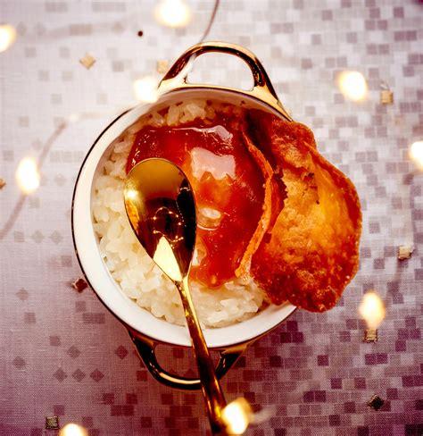 Riz Au Lait Caramel Beurre Salé by Recette Riz Au Lait Au Caramel Beurre Sal 233 Cuisine