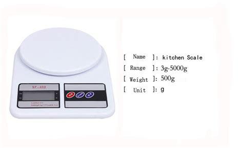 Produ Timbangan Sf 400 5kg T3009 3 wholesale mini 5kg digital kitchen food weighing scale buy digital food scale food weighing