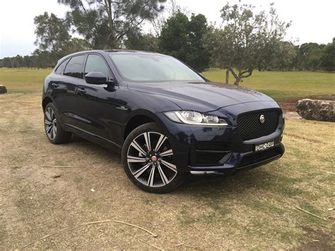 2017 jaguar f pace configurations 2017 jaguar f pace review caradvice