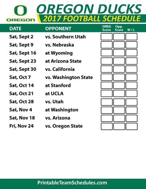 section 3 football schedule best 25 ducks schedule ideas on pinterest duck game