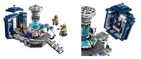 Lego 21304 Doctor Who lego forums toys n bricks