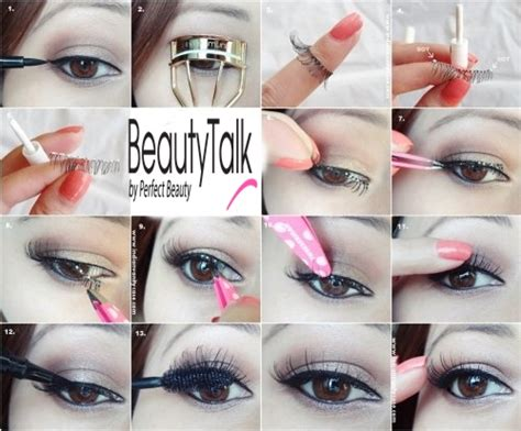 Pinset Bulu Mata By Sasa Lashes tutorial memasang bulu mata agar tidak mudah lepas