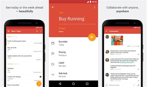 best task manager apps for android best scheduling apps for android organizer tasks to