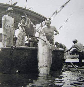 ernest hemingway fishing boat hemingway fishing tournament in havana cuba