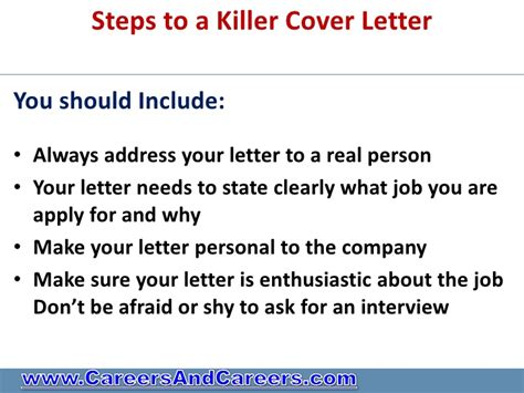 do you always need a cover letter should you always include a cover letter iranport pw