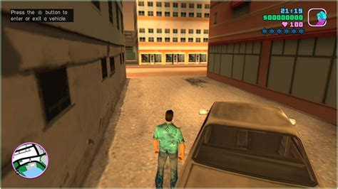 Grand Theft Auto Download by Grand Theft Auto Vice City Download Setup Fever Of Games