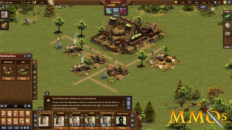 forge of empires building layout forge of empires game review