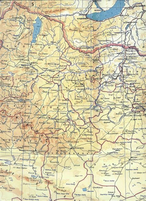 mongolia map travel to mongolia with boojum expeditions mongolia s travel soruce since 1984 cultural travel