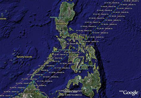 map philippines satellite maps philippines satellite map of philippines